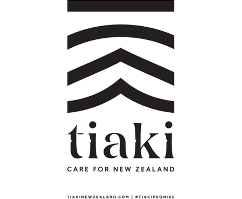 The Tiaki Promise, caring for New Zealand