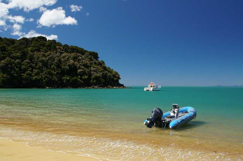 Come and explore New Zealand's Abel Tasman